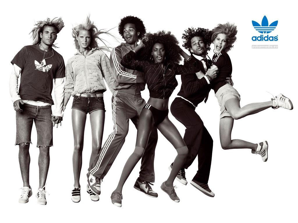 Женская одежда Adidas с США