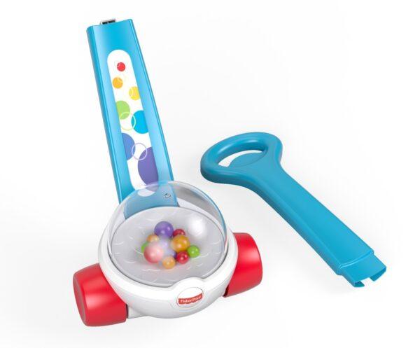 Игрушка-толкатель для малышей Fisher-Price Corn Popper 2
