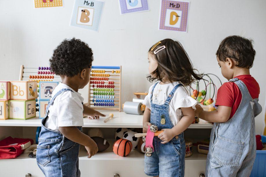 игрушки для детей от 1-5 лет