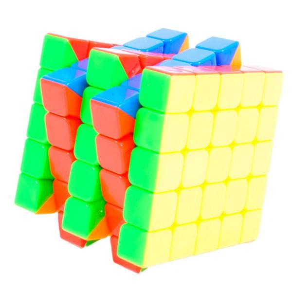 Кубик без наклеек-2