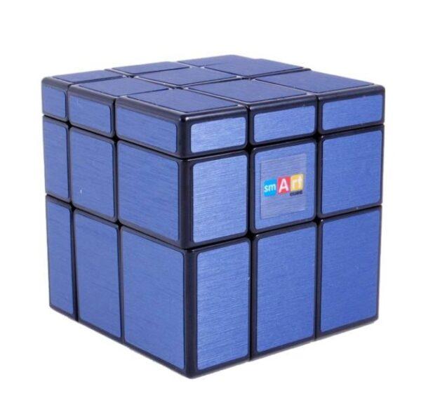 Кубик рубика MIRROR голубой