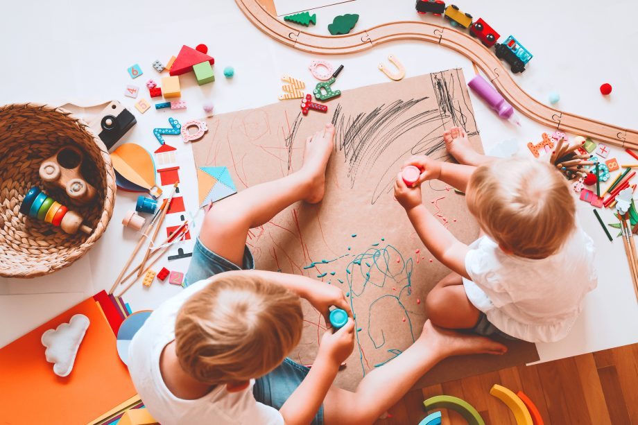 Лучшие игрушки для трехлетних детей