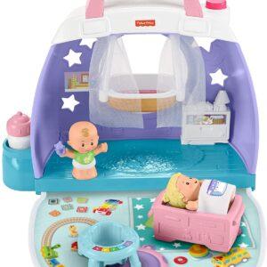Детский игровой набор Fisher-Price Little People Cuddle & Play