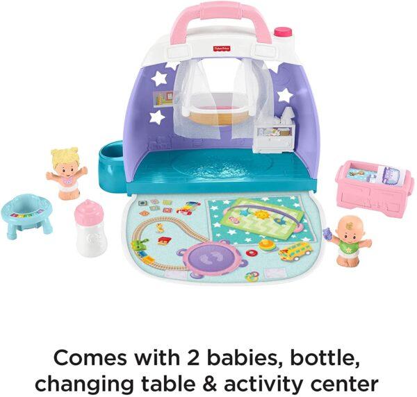 Детский игровой набор Fisher-Price Little People Cuddle & Play3