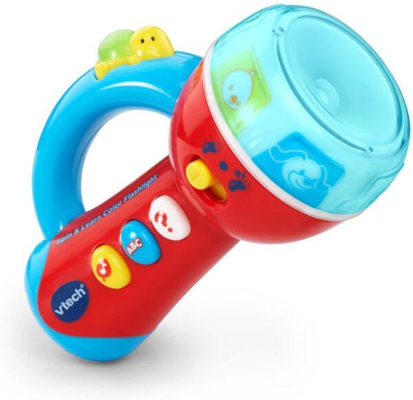 Цветной фонарик VTech Spin & Learn2